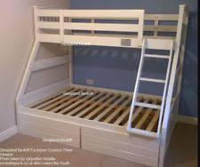 Tri Bunk Beds Uk Childrens Bunk Beds Ebay