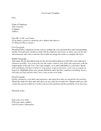 Esthetician Cover Letter Cover Letter No Templates Cover Letter Without Address Or Name