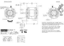 fasco fan motor catalogue d701 fasco 1 2 1 3 1 4 1 5 hp direct drive blower motor 115 vac