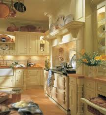 clive christian edwardian kitchen in yellow classic luxe