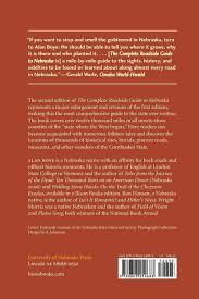 Lincoln Ne Zip Code Map by The Complete Roadside Guide To Nebraska Second Edition Alan Boye