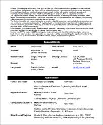 Chemical Engineer Resume Examples by 6 Network Engineer Resume Templates Download Documents In Pdf