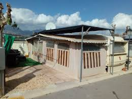 Caravan Awning For Sale Static Caravan And Awning For Sale On Camping Villamar Campsite In
