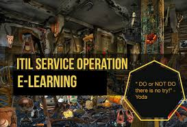 itil intermediate service operation e learning nissen itsm u0026 its