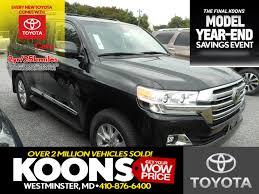 toyota land cruiser 2017 new toyota land cruiser in vienna va inventory photos videos
