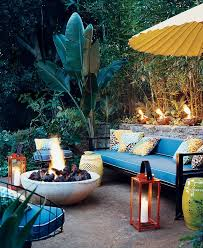 Patio Backyard Ideas Best 25 Tropical Patio Ideas On Pinterest Tropical Garden