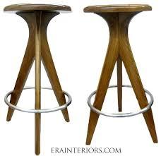 modern orange bar stools mid century modern bar stool amazing mid century modern bar stool