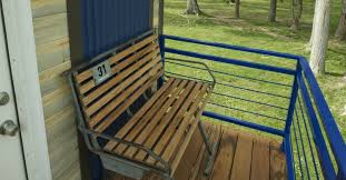 Lift Bench Tiny Houses Cozy Up In The