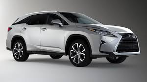 lexus crossover 2017 news 2018 lexus rx 450hl adds 3rd row clean fleet report