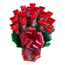 candy bouquets all kitkat candy bouquet all about gifts baskets