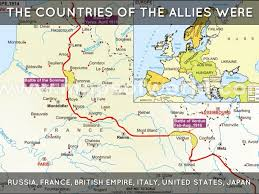 Europe Map Ww1 25 Interesting Facts About Ww1 By Adrianna Rodriguez