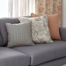 Ottoman Cushions Warwick Fabrics Mandalay Fabric Textiles Upholstered Ottoman