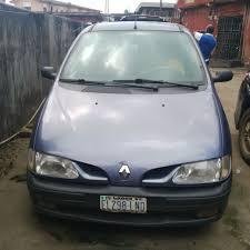 renault scenic 2005 interior tokunbo renault megane scenic 1999 n500 000 00 autos nigeria