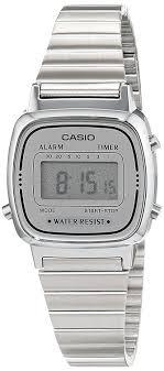 casio donna piccolo orologio da donna casio collection la670wea 7ef it orologi