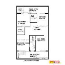 house plan for 28 feet by 32 feet plot duplex gharexpert com