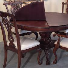 dining room pads for table round chair without ties oval sale