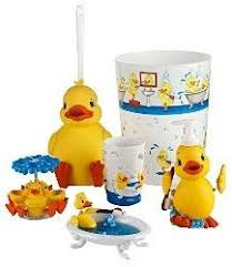 Yellow Duck Bath Rug Bath Buddy Rubber Duck Yellow 2pc Bath Rug Set New Rubber