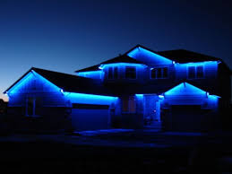 christmas pictures with led lights 5 ways to decorate your home with rgb flexible led strip lights