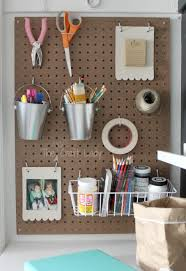 home office in a closet the crazy craft lady