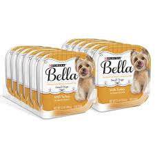 bella with turkey in savory juices wet dog food purina store