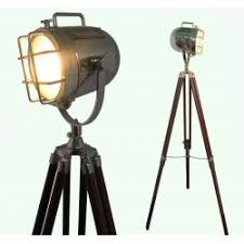 Spotlight Floor Lamp Spotlight Tripod Floor Lamp Aladean
