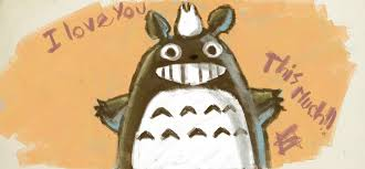 I Love You This Much Meme - totoro i love you this much by nivilia on deviantart