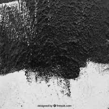 Paint Texture - roughness wall with black paint texture vector free download