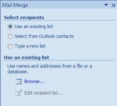 cara membuat mail merge di word 2013 qr code mail merge tutorial for email marketing