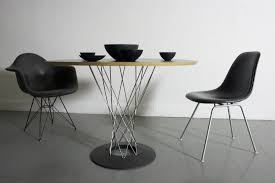 noguchi style coffee table round authentic noguchi table for