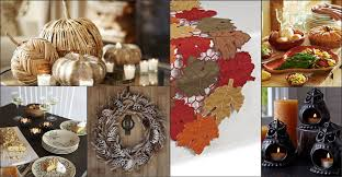Thanksgiving Home Decorations Thanksgiving Home Decor Sophisticated Ways To Celebrate The Fall