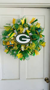 best 20 packers wreath ideas on pinterest green bay football greenbay packers wreath