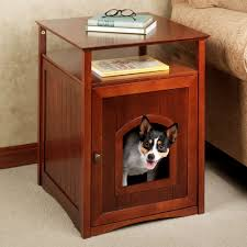 Cherry Accent Table Sadie Wooden Accent Table Pet House