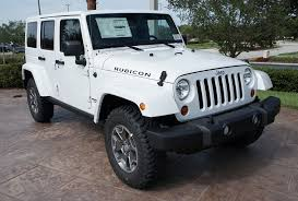 white jeep rubicon white jeep wrangler cheap two years ago jeep teased us with its