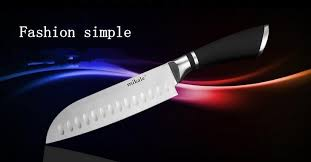 Japanese Style Kitchen Knives Mikala Stainless Steel Japanese Style Kitchen Knife Chef Slicing