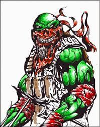 custom ninja turtle drawings ipad art beautiful lies