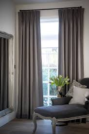 gorgeous living room curtains and matching pillows grey curtains