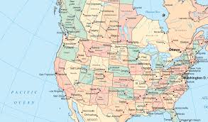 Map Of The Usa With Cities by It U0027s All A Matter Of Scale How Big Is Equestria Fhaolan U0027s