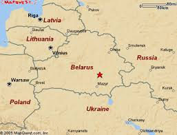 minsk russia maps belarus minsk and schedrin maps