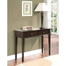 light wood console table dark wood console table console table surprising dark wood image