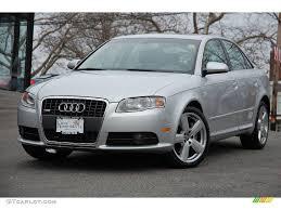 2008 audi a4 quattro specs 2008 light silver metallic audi a4 3 2 quattro s line sedan