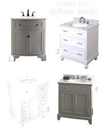 Home Depot Small Bathroom Vanity Shop Bathroom Vanities Vanity Cabinets At The Home Depot Small