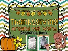 thanksgiving around the world students research different ways