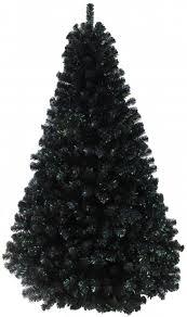 5ft black iridescence pine tree