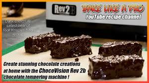 chocovision rev2b chocolate tempering machine review