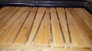 bamboo bathroom floor mat youtube