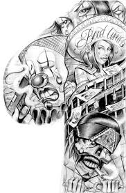 100 chicano tattoo designs good times bad times chicano