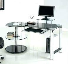 L Shaped Computer Desk White L Shaped White Desk Austincar Club