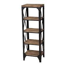 amazon com sterling industrial shelves restoration black
