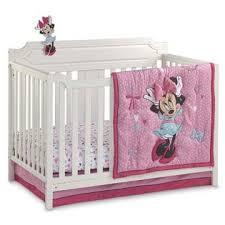 Minnie Crib Bedding Set Disney Minnie Mouse Crib Bedding Set