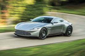 Aston Martin Db10 James Bond S Car From Spectre Bulletproof Driving James Bond U0027s Aston Martin Db5 Dbs And Db10